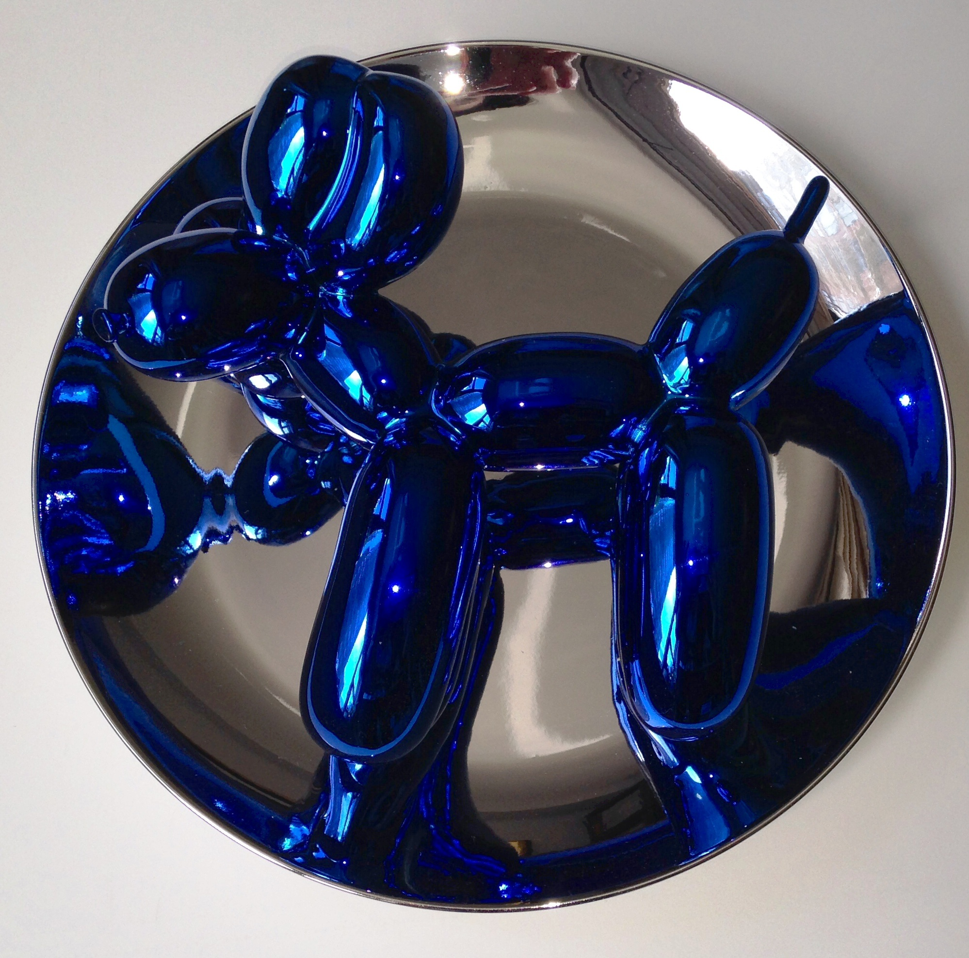 Balloon Dog (Blue)