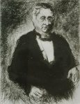 Portrait of Frederic Pissarro - click to enlarge