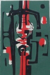 Untitled (Black, Green and Red), 1956 - click to enlarge