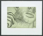 Soft Ground Etching - Green - click to enlarge
