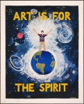Art is for the Spirit - click to enlarge