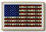 $100 U.S. Flag - click to enlarge