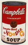 Campbell's Soup Can II - Noodle Soup - click to enlarge