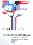 1rst British International Print Biennial - click to enlarge