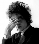 Bob Dylan, Smoking - click to enlarge