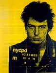 Sid Vicious, from Mugshot Series - click to enlarge