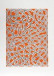 Connections 1925 - 1983 - Study for a Nylon Rug, 1959 - click to enlarge