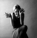 Edie Sedgwick, NY - click to enlarge