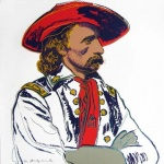 General Custer - click to enlarge