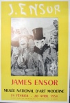 James Ensor, Musee National D'Art Moderne - click to enlarge