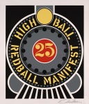 Highball on Redball Manifest (American Dream Suite) - click to enlarge