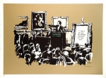 Banksy Morons signed  - click to enlarge