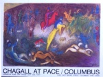Chagall at Pace/Columbus June 25th – July 23rd 1977 - click to enlarge