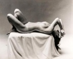 Nude Laying on Pedestal - click to enlarge