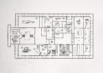 Provisional Floor Plan: Self Portrait as a Building 7-5-2002 - click to enlarge