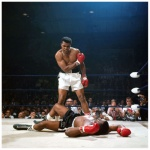 Ali vs. Liston, - click to enlarge