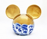 Small Mickey   gold, - click to enlarge