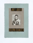 B is for Boxer - Joe Louis - click to enlarge