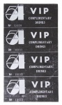 VIP ticket-Studio 54 - click to enlarge