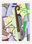 Cubist Cello (Corlett 311) - click to enlarge