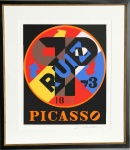 Picasso from The American Dream Portfolio - click to enlarge