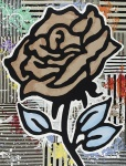 Brown Rose - click to enlarge