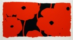Eight Poppies, 2010 - click to enlarge