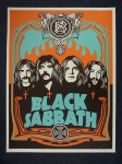 Black Sabbath ( Orange Version)  - click to enlarge