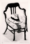 Hat on Chair, from Geldzahler Portfolio - click to enlarge