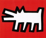 Barking dog ( Icons Series) - click to enlarge