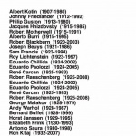 Portfolio HISTORY OF PRINTMAKERS (287 NAMES) - click to enlarge