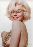 Marilyn Boob Smile (1962) - click to enlarge