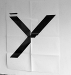 X Poster (Untitled) - click to enlarge