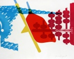 JAMES ROSENQUIST - click to enlarge