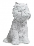 Puppy (vase in the form of West Highland Terrier) - click to enlarge